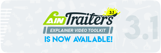 AinTrailers | Explainer Video Toolkit with Character Animation Builder - 5