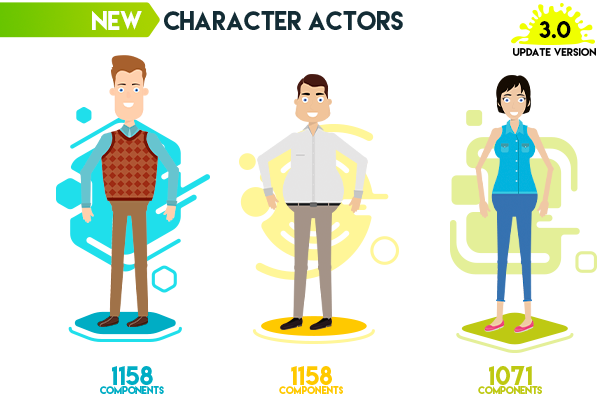 AinTrailers | Explainer Video Toolkit with Character Animation Builder - 27