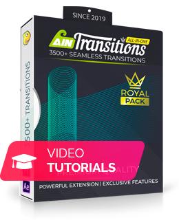 AinTransitions Video Tutorials