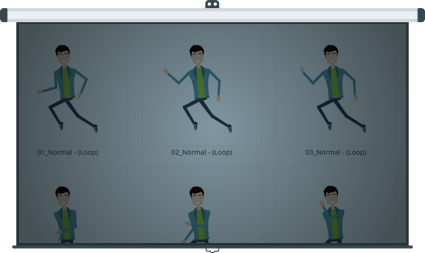 Character Animations for After Effects